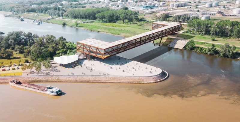NOVI SAD MULTIFUNCTIONAL BRIDGE ON DESIGNBOOM